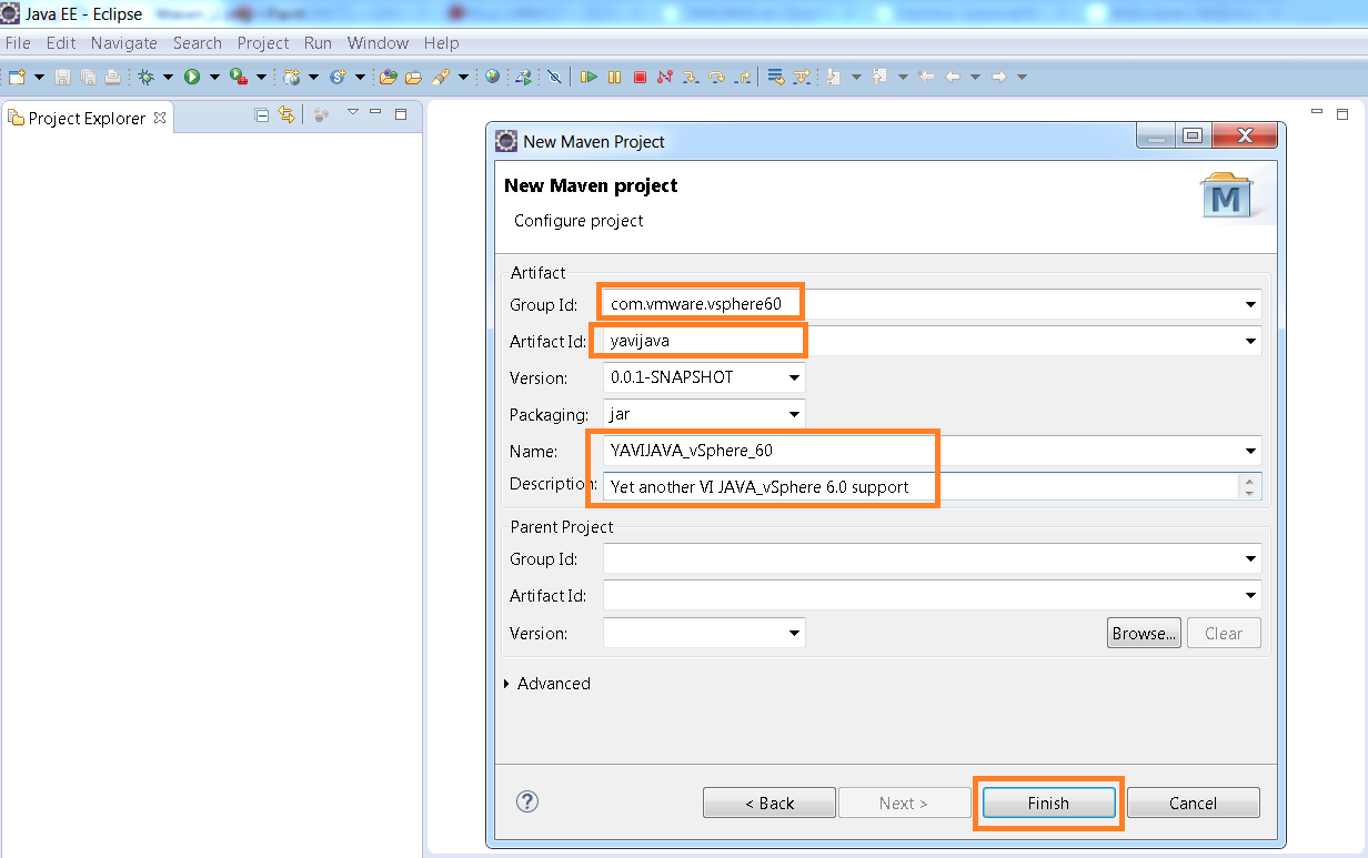 Getting started with opensource JAVA SDK for VMware vSphere