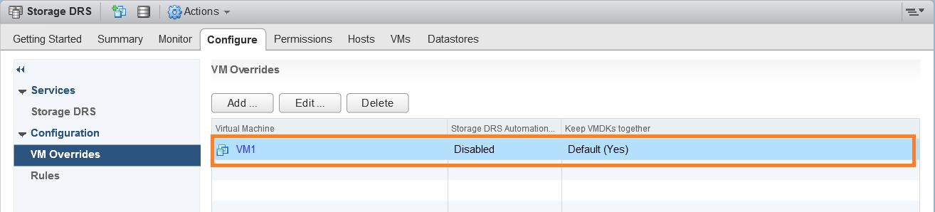 Get Vms On Datastore