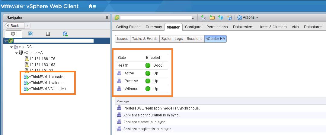 How to deploy vCenter HA using pyVmomi? | vThinkBeyondVM