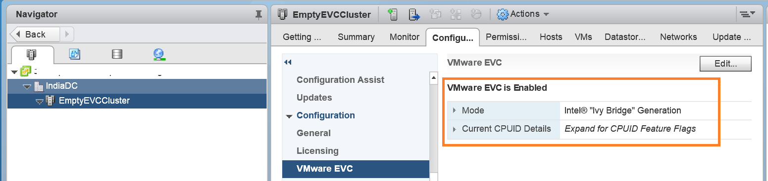 Simple Workaround Adding A Host To An Empty Evc Cluster Fails On